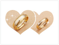 Wholesale New listing gold plated titanium steel fashion retro love Mageweave couple rings jewelry high quality romantic Valentine s Day gift R224