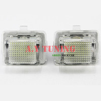 other other  Free Shipping!!! Error Free W204 C216 LED License Plate Light, Mercedes-BenzW204 W204 5D Wagon W212 C216 C207 W221