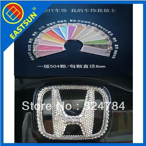 Rhinestone Car Rhinestone Stickers Car