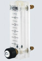 Cheap LZQ-6 air flow meter ( LZQ gas flow meter)with control valve for Oxygen conectrator ,it can adjust flow