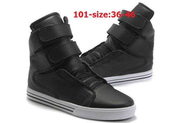 Men's Black Fashion Sneakers Cool Fashion Sneakers Mens