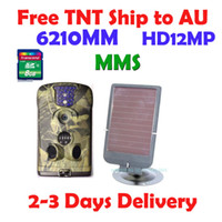 Wholesale 8g LTL Acorn mm HD Mobile MMS Email Scouting Hunting Game Camera Solar Panel
