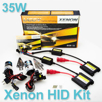 Wholesale Xenon HID kit H1 H3 H4 H8 H4 H7 H11 single beam HID AUTO CAR lamp HID KIT v w color k k k k k k