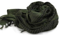 Wholesale 2013 Newest windproof Shemagh Tactical Desert ARAB Scarves hijabs scarves Scarf Cotton Arabic Scarf Thickened Plus