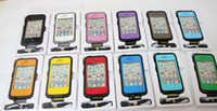 Wholesale AAAAA waterproof case dirtproof shockproof case for G S colors