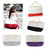 Wholesale Women s Hand bag Lady Satchel Shoulder Purse PU Leather Handbag Tote Bag Red Grey Black H9070Z