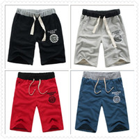 Wholesale 2014 New brand usa basketball cotton shorts beach shorts men s high waist shorts Summer sport pants