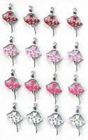 ballet gifts - ballet Girls DIY Metal Charms Jewelry Making pendants Gifts