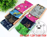 Wholesale Lowest Price Coloful Pet Sanitary Shorts Male Dog Diaper Animl Underwear Short Pants Lovely Random Color Sizes pc