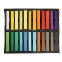 Wholesale Promotion Colors Fashion Montgomery Hot Fast Non toxic Temporary Pastel Hair Dye Color Chalk Free DHL