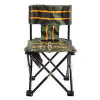 Wholesale Fishing tackle Camouflage clarinet Large fishing chair multifunctional folding fishing chair fishing chair fishing stool