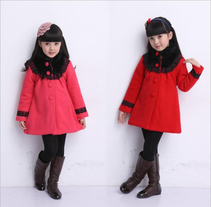 Red Coats For Kids