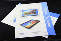 Wholesale for Samsung P5100 Screen Protector Anti Glare Matte Screen Guard Film Cover for Samsung Galaxy Tab P5100 with Retail Package