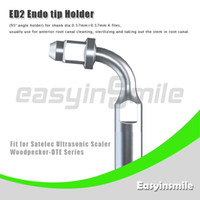 No No  easyinsmile ED2 Ultrasonic Scaler Endo File Holder Tip 95 Degree chuck compatible with Satelec Woodpecker-DTE NSK DENTAMERICA