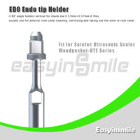 No No  easyinsmile ED0 Ultrasonic Scaler Endo File Holder Tip 180 Degree chuck compatible with Satelec Woodpecker-DTE