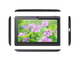 7 inch Android 4.1 Tablet PC Infotmic X8 Dual Core android 4.1 RAM 512MB HDD 4GB Y88 Tablet PC Like Q88 Capacitive Touch Screen Camera 2pcs
