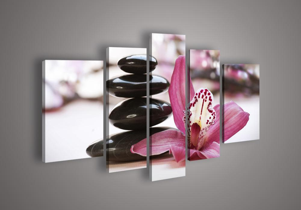 Feng Shui Wall Art Framed Wall Art Cherry Blossom Painting Feng Shui Painting With Wall Decal