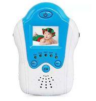 Wholesale pink Wireless Baby monitor GHz digital video baby monitor inch baby monitor with flower camera wu
