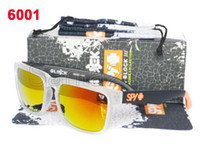 Wholesale 1pcs Hot Sale SPY OPTIC KEN BLOCK HELM Sunglasses SPYOPTIC Outdoor Cycling Sun Glasses Come With Box