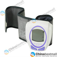 Wholesale BP Digital Wrist type Fully Automatic Blood Pressure Monitor