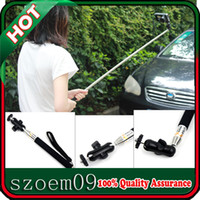 Wholesale Extends up to quot Universal quot Screw Self Portrait Extendable Telescopic Camera Tripod Handheld Monopod