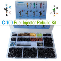 Fittings denso injector - fuel injector repair kits C Fuel Injector Rebuild Kit applicable to Bosch Denso Siemens Weber Delphi and Rochester