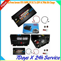 2013 Newly Arrival Car Power Inverter UPS 1500W 12V DC To 22...