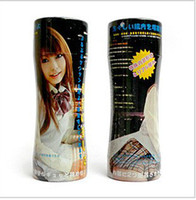 Hand Free sex toys  2013 Free Shipping Baby Pussy Vagina, power 3*AAA batteries Fleshlight, strong vibrating Masturbatory sex cup, sex toys