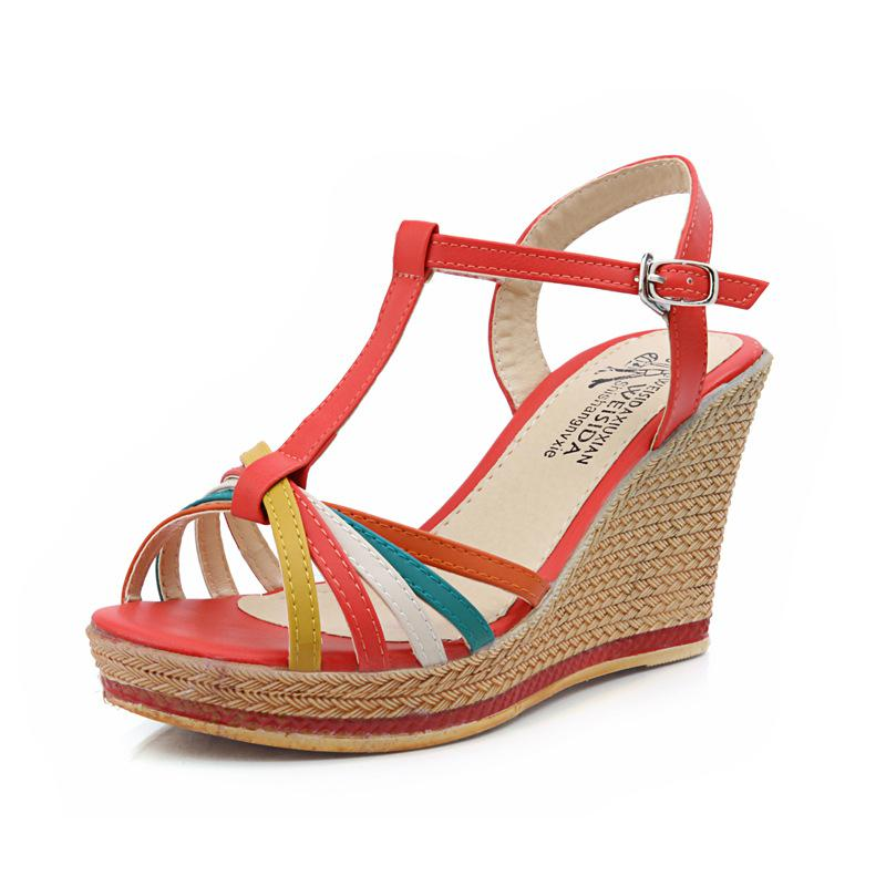 Wedge Heels For Women | Fs Heel