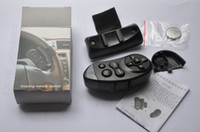 Wholesale IR Steering Wheel Remote Control for Car DVD Player New