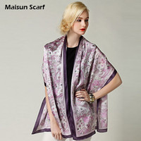 Wholesale 100 silk crepe satin hot hijab mm crepe satin plain cm x cm pashmina scarf and shawl