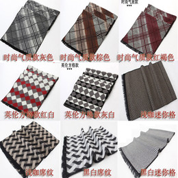 Wholesale Autumn and winter silk brushed thermal male female scarf