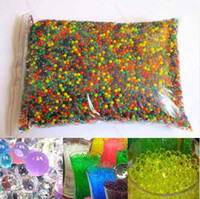 Wholesale High quality NEW Magic kg stunning Crystal Mud Soil Water Beads gel For plants color bulk pack