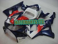 Wholesale FULL KIT ABS fairing for HONDA CBR929 RR CBR RR CBR929RR blue red white