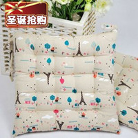 Wholesale Elegant hard cotton cushion small eiffel tower cushion chair pad at home thickening cushion mat car