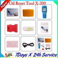 Wholesale 2013 original X X200 oil reset tool OBD II EPB Timing Belt Light Rest Engine Diagnosis CAN BUS