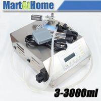Wholesale Compact Digital Control Pump Liquid Filling Machine ml BV078 SD