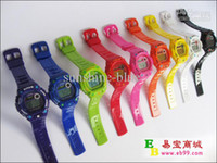 Wholesale by ups multi functional sports watch waterproof BABY G the new G electri