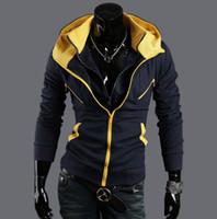 Wholesale Assassin s Creed desmond miles Style cosplay hoodie N5