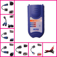 NEXIQ 125032 USB Link + Software Diesel Truck Diagnose Inter...