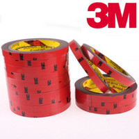 Wholesale Global m double faced adhesive m tape m car double faced foam tape cm long meters