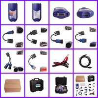 HOT NEXIQ 125032 USB Link + Software Diesel Truck Diagnose I...