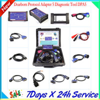 DPA 5 Dearborn Protocol Adapter 5 heavy duty tools - DPA DPA5 Dearborn Protocol Adapter Commercial Heavy Duty Truck Diagnostic Scanner Tool DPA5 Dearborn Protocol Adapter replace NEXIQ