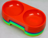 Wholesale Pet Bowl Dog Bowl Pet food Dish Pet Feeders Dog Feeder For Retail And