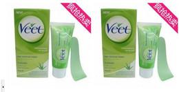 Wholesale VEET veet Men Women Safe Body Hair Remover Removal Gel Cream Hair Removal Cream FREE SPATULA