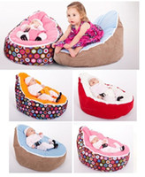Wholesale Baby Bean Bag Baby Bed Cover Without Filling