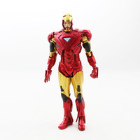 Wholesale New Diamond Marvel Select Avengers Iron Man Tony Stark quot Action Figure