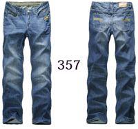 Wholesale New Fashion Jeans Men Straight leg jeans men male jeans