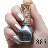 other other other 2 bottle tribal rose essential oil eco-friendly solid color nail polish oil heavy metal pure silver m885