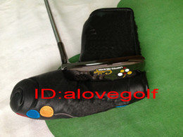 Wholesale hot free ship golf clubs RH Limited release golf putter SC putter with headcover high quality